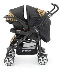 I think I need this Leopard print pushchair thing. Baby will look like Nicky Wire! Hooray for Manic Street Preachers stuff.