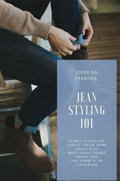 10 Easy Outfit Ideas With Jeans #stylingjeans #over50style #outfitideas #denimlooks White Jeans Outfit, Jeans Outfit Summer, Summer Jeans, Light Wash Jeans, California Style, Fashion Over 50, Simple Outfits, Cropped Jeans, Jeans Style