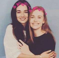 teen wolf, holland roden, crystal reed  ♡♡♡