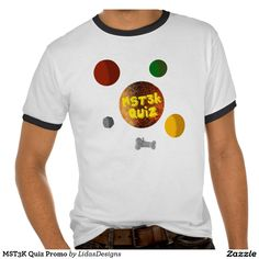 MST3K Quiz Promo T-shirt #cool #mst3k #humor #science #geek #nerd #awesome #quiz #mystery #theatre #3000