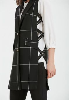 Clothes for work casual jackets super Ideas Abaya Fashion, Diy Fashion, Ideias Fashion, Fashion Dresses, Womens Fashion, Fashion Design, Layered Fashion, Looks Style, Work Casual