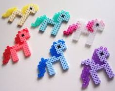 perler bead my little pony - Google Search