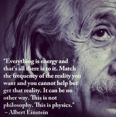Match your frequency and watch your reality come to Life!