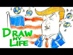 DRAW MY LIFE - Donald Trump (The Musical) - YouTube
