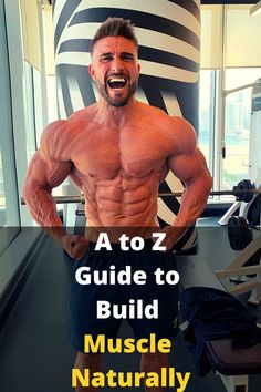 21 Proven Tips to Build Muscle Naturally It's no secret that it takes time to build muscle. But what if you can do it faster by working smarter rather than harder, well that's exactly what I want to go over today is basic yet most effective ways how to build muscle naturally without supplement? I will do my best to make all these tips unique so it's not going to be the same old stuff that you've heard over and over again like, simply telling you to eat more protein with that said.... Muscle Mass, Gain Muscle, Build Muscle, Fitness Nutrition, Gym Workouts, Spiderman, Protein, Take That, Wellness
