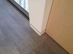 #Baseboard #detail Baseboards, Tile Floor, Flooring, Detail, Crafts, Wood Flooring, Crafting, Wainscoting, Baseboard