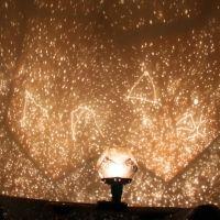 New Fantastic Celestial Star Projector Lamp Night Light Funny DIY Romantic…