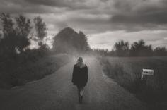 Country Road by Jennifer Kovalevich