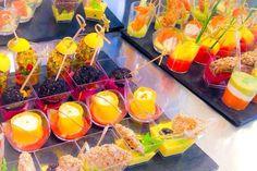Degustare capolavori,versione #fingerfood,impossibile ottenere lo stesso risultato con porzioni normali.  #dessert
