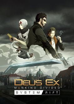 Adam Jensen will reunite with Frank Pritchard in System Rift, our first story DLC for Deus Ex: Mankind Divided! Coming September Deus Ex Universe, Game Character, Character Design, Deus Ex Mankind Divided, Mass Effect Universe, Sea Of Thieves, Arte Cyberpunk, Game Codes, Keys Art