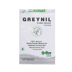 Dr. Jain's Greynil Dark Shade Herbal Hair Colour Treatment - 500g *** Read more reviews of the product by visiting the link on the image.