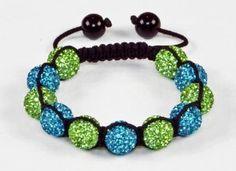 Jewelry Making - Shamballa Bracelet