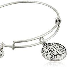 "Alex and Ani Charity By Design Lighthouse - Leukemia and Lymphoma Society Rafaelian Silver Bangle Bracelet, 2.4"" Fash Jewels http://fashjewels.com/product/alex-and-ani-charity-by-design-lighthouse-leukemia-and-lymphoma-society-rafaelian-silver-bangle-bracelet-2-4/  Price: & FREE Shipping  #finejewelry"