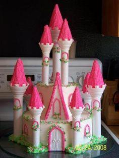 Unique+Princess+Birthday+Cake+Ideas | princess castle cake ideas pic 9 www easy cake ideas com 19 kb 301 x
