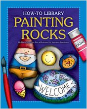 Painting Rocks - Learning how
