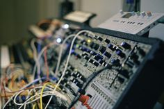 In the studio with Taylor Deupree
