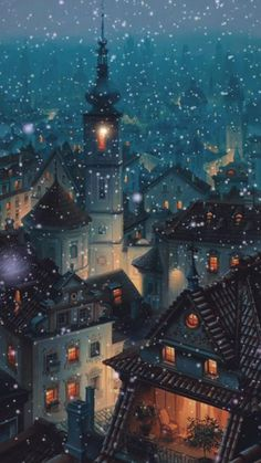 Xmas Wallpaper, Cute Christmas Wallpaper, Scenery Wallpaper, Wallpaper Backgrounds, Live Wallpaper Iphone, Free Winter Wallpaper, Merry Christmas Gif, Christmas Scenery, Winter Scenery