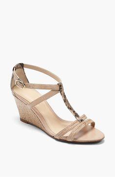 Alexandre Birman Braid Cork Sandal Cl Shoes, Wedge Shoes, Shoe Wedges, Wedge Sandals, Cork Sandals, T Strap Sandals, Shoes Sandals, Loafer Flats, Loafers