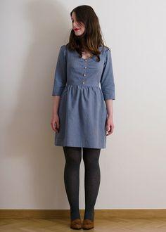 Sew a Sureau Dress