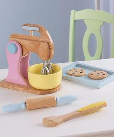 Pastel Baking Set