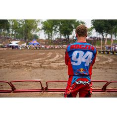 """""""#tbt one of the gnarliest mud race I have ever done""""-Original- I saw this race, the motocross championship in Indiana, I was actually at the blue tarp. It was crazy, mud was flying through the air the whole time. Roczen and Dungey were head to head the whole time. I want to do the stuff these guys do, even though I'm a girl. I ride horses and dirtbikes I don't know which one I love more. I have a different passion for both! Love racing."""