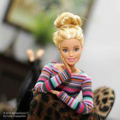 Lazy day #Barbie #BarbieStyle
