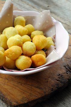 Patatine puff fatte in casa snack veloce vickyart arte in cucina