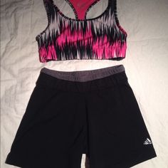 ❗️Lowest❗️workout set Like new. Each size small.                      ⠀                   ❤️Offers welcome. Sorry, no trades. Adidas Other