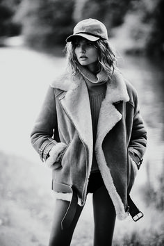 Magdalena Frackowiak by Emma Tempest for Mixt(e) Magazine #9 Fall Winter 2014-2015