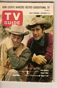 Wagon Train & TV Guides