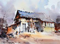 Resultado de imagen para corneliu dragan watercolors