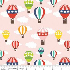 Hey, I found this really awesome Etsy listing at https://www.etsy.com/listing/213472770/lazy-day-balloon-ride-in-pink-by-riley
