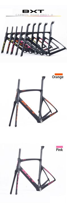 Brand BXT 2016 carbon road bike frames racing bike frame super light aero design carbon road frame BSA cycling frameset