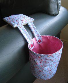 Hang about - mini bin
