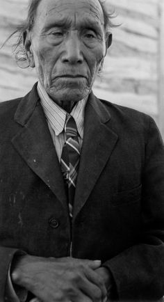 Black Elk (1863-1950), famous medicine man and holy man of the Oglala Lakota (Sioux). Wikipedia