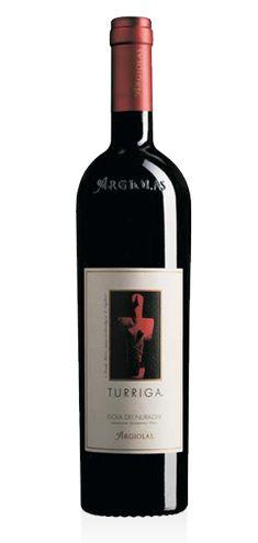 Turriga 2011, Isola dei Nuraghi IGT. Argiolas - Vini di Sardegna e Cantine - Le Strade del Vino