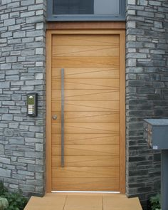 Urban Front - Contemporary front doors UK | designs c-range | milano