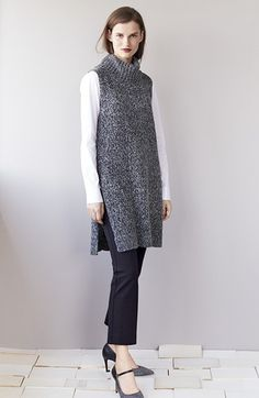 Halogen®+Sleeveless+Cowl+Neck+Tunic+(Regular+&+Petite)+available+at+#Nordstrom