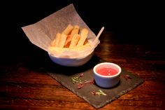 Good old Chip shop chips!!!   Our 2013 #summer menu is now available #delicious