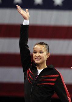 Sarah Finnegan. 2012 Olympic Team Alternate: Women's Gymnastics - Gymnastics Slideshows | NBC Olympics