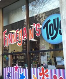 Finnegans Toys & Gifts - Portland, OR