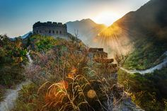 Great Wall / Trey Ratcliff