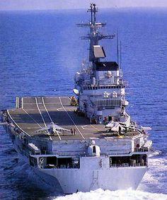 Italian Garibaldi aircraft carrier by FrigateRN