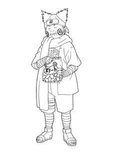 Looking for some fun coloring pages for your kid? What about these Naruto coloring pages? We bet, your kid will surely find it interesting. With all little and sharp edges, the pages presented here are for intermediates. Frozen Coloring Pages, Coloring Sheets For Kids, Cute Coloring Pages, Cartoon Coloring Pages, Coloring Books, Kids Colouring, Naruto Sketch, Naruto Drawings, Anime Sketch