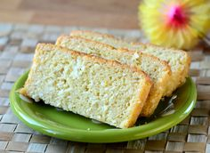 Meyer Lemon Coconut Bread ~ The best cure for a cold winter day is baking something that uses a lot of fresh citrus. | Baking Bites