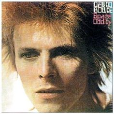 "Space Oddity (Major Tom): David Bowie.  ""That song is about courage and about going into the unknown."""