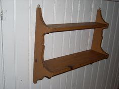 VINTAGE  shabby COTTAGE chic SHELF shabby vintage by COTTAGEGOLD, $22.00