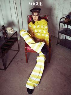 Vogue Korea 2016