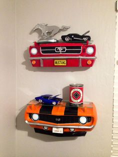 Image result for bedrooms images Baby Boy Nursery Themes, Car Themed Nursery, Boy Nursery Cars, Car Themed Bedrooms, Baby Boy Rooms, Baby Boy Nurseries, Bedroom Themes, Baby Boys, Toddler Rooms