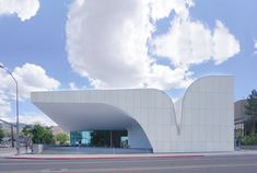 Brooks+Scarpa's new Southern Utah Art Museum draws its inspiration from the local artist that made it possible | News | Archinect